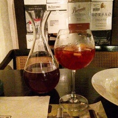 Photo taken at Barcino by Red A. on 9/25/2015