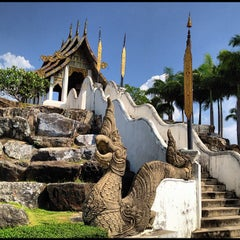 Photo taken at สวนนงนุช (Nong Nooch Garden & Resort) by Somyot K. on 10/26/2012