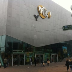 Photo taken at Pathé Arena by Anton R. on 5/1/2012