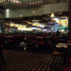 Photo taken at Wolfgang Puck Grille by Paul S. on 11/11/2013