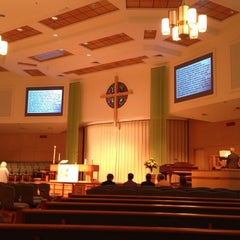 Photo taken at Epworth United Methodist Church by Deborah C. on 10/6/2013