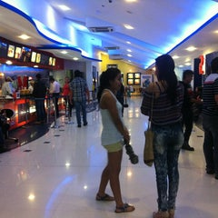Photo taken at Cine Multiplex Villacentro by Nana P. on 7/17/2013
