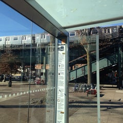 Photo taken at MTA Bus - M60 (LaGuardia Airport) - Astoria Blvd @ 32nd by Steven W. on 11/25/2013