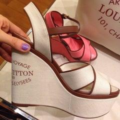 Photo taken at Saks Fifth Avenue-Shoe by Marusya K. on 4/5/2014