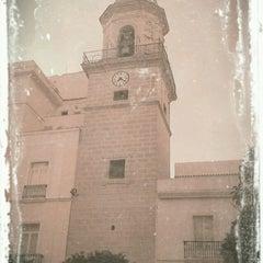 Photo taken at Plaza S. CRISTO de La Vera Cruz by Javi R. on 9/20/2013