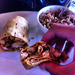 Photo taken at Muscle Maker Grill by Joseph B. on 9/21/2012