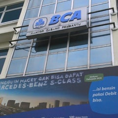 Photo taken at BCA by meyra k. on 6/24/2014