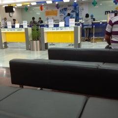 Photo taken at Mandiri by Sarah D. on 12/26/2012