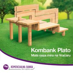 Photo taken at Komercijalna banka by Komercijalna banka on 8/30/2013
