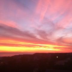 Photo taken at Sunset Beach by Caroline E. on 12/27/2012