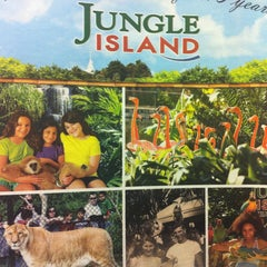 Photo taken at Jungle Island by Krissy P. on 4/16/2013