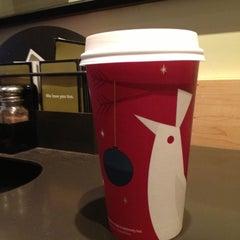 Photo taken at Starbucks by Brigid M. on 11/4/2012