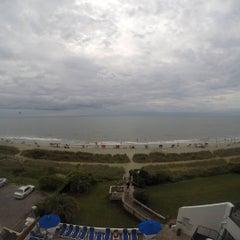 Photo taken at Ocean Park Resort by Wayne U. on 8/18/2015