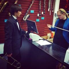Photo taken at Ellman's Music by Michelle L. on 11/13/2014