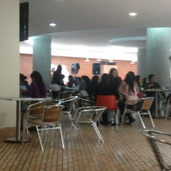 Photo taken at Cafetería U Central by Angela R. on 3/14/2013