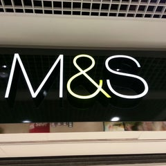 Photo taken at Marks & Spencer by Abdul U. on 8/17/2013