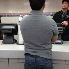 Photo taken at Taco Bell by Claudia R. on 10/1/2012
