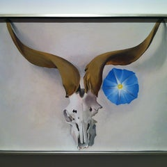 Photo taken at Georgia O'Keeffe Museum by Rhonda S. on 7/1/2013