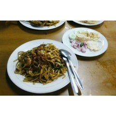 Photo taken at Mie Aceh Pidie 2000 by Jessica H. on 6/7/2015