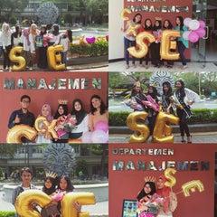 Photo taken at Fakultas Ekonomi dan Bisnis by Jessica H. on 7/6/2015