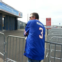 Photo taken at Lot 5 Ralph Wilson Stadium by Christal S. on 9/15/2013