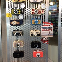 Photo taken at Lomography Gallery Store by Dallas K. on 5/3/2014