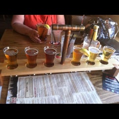 Photo taken at SLO Brew by Caitlin B. on 8/31/2013