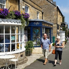 Photo taken at Stow-on-the-Wold by Peeh' A. on 7/25/2014