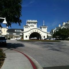 Photo taken at Disney's Boardwalk Villas by Tim S. on 11/4/2012