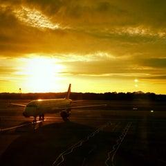 Photo taken at Edinburgh Airport (EDI) by Scarlet M. on 6/18/2013