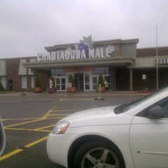 Photo taken at Chautauqua Mall by John H. on 4/11/2013