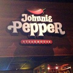 Photo taken at Johnnie Pepper by Carol G. on 5/18/2013