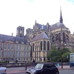 Photo taken at Reims by Anton S. on 5/19/2015