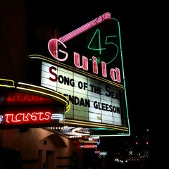 Photo taken at Guild 45th Theatre by Amanda C. on 2/28/2015