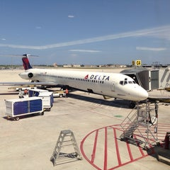 Photo taken at Palm Beach International Airport (PBI) by Sjoerd v. on 6/16/2013