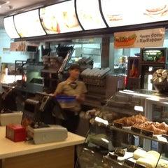 Photo taken at McDonald's by Дмитрий А. on 12/20/2012