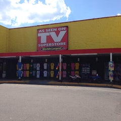 Photo taken at World's Largest As Seen on TV Store by Ken C. on 9/13/2013