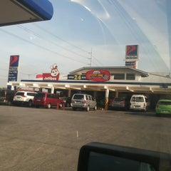 Photo taken at Petron Service Station by Yaku B. on 6/16/2013