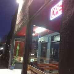Photo taken at Bull Taco by Marlene B. on 9/17/2012