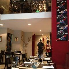 Photo taken at Thaisu by Mika M. on 9/28/2012