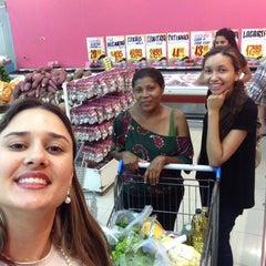 Photo taken at Mateus Supermercado by Karina M. on 1/23/2015