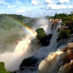 Photo taken at Parque Nacional de Iguazú by Beth M. on 1/6/2013
