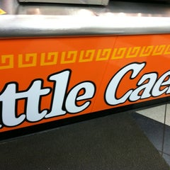 Photo taken at Little Caesars Pizza by Eric S. on 12/27/2012
