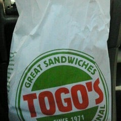 Photo taken at TOGO'S Sandwiches by Stella B. on 7/31/2013