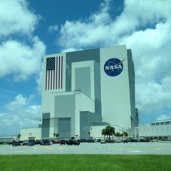 Photo taken at Kennedy Space Center Visitor Complex by Jimmy C. on 6/10/2013