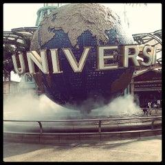 Photo taken at Universal Studios Singapore by Ren R. on 5/15/2013