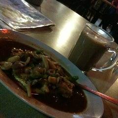 Photo taken at Restoran Anjung by cik blup blup i. on 7/12/2013