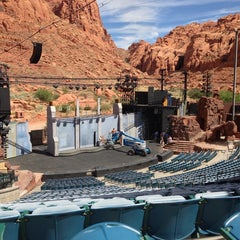 Photo taken at Tuacahn Center for the Arts by Craig V. on 6/10/2013