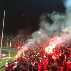 Photo taken at Stadium Negeri by arlerp on 6/24/2013