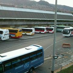 Photo taken at Terminal de Transportes del Norte by Diego Armando R. on 6/9/2013